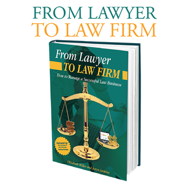 From Lawyer To Law Firm Book